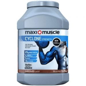 Maximuscle Cyclone protein