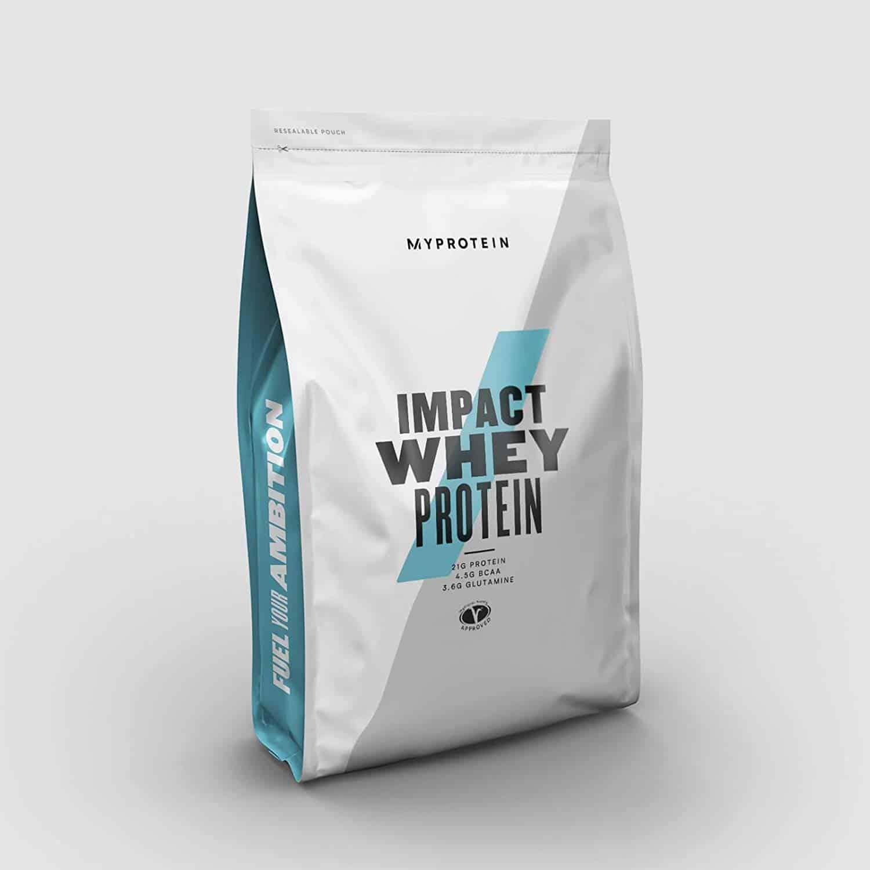myprotein flavours