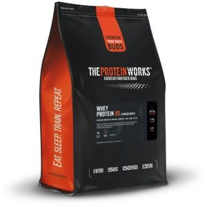 the protein works 80 whey
