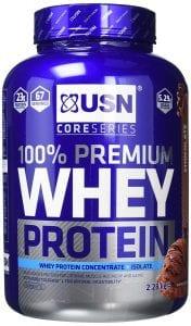 USN Premium whey protein