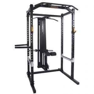 powertec workbench rack
