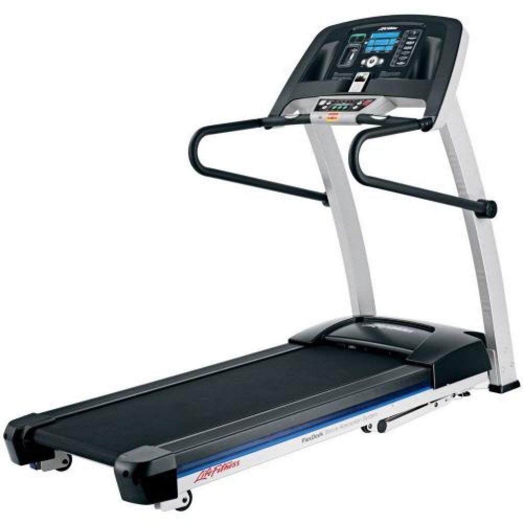 Life Fitness F1 Smart Folding Treadmill image