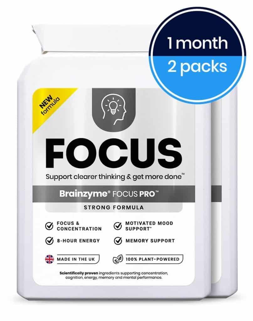 brainzyme focus pro image