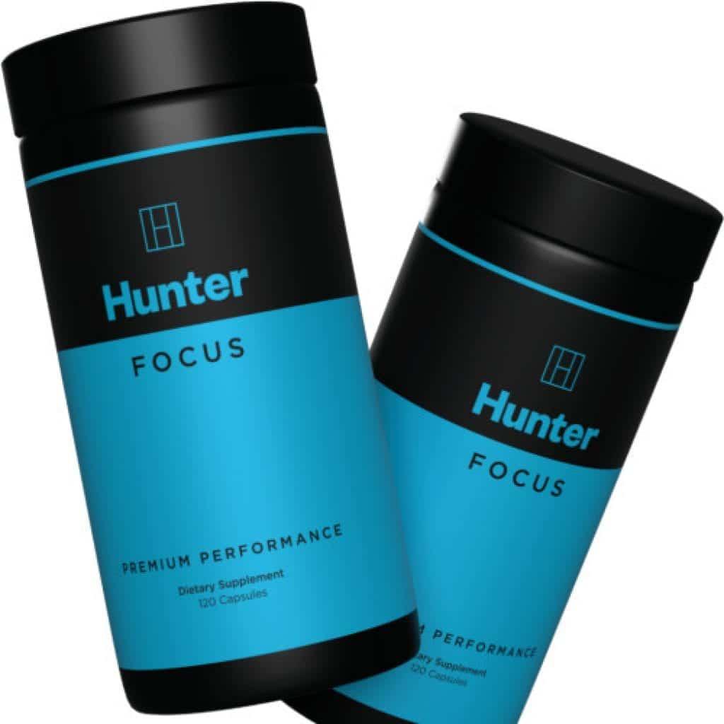 hunter focus bottles