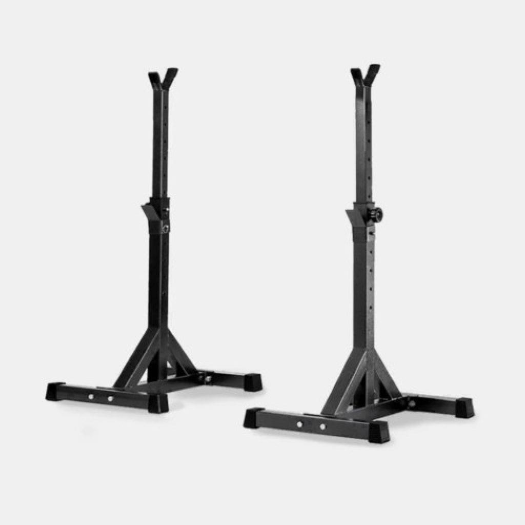 standalone squat rack