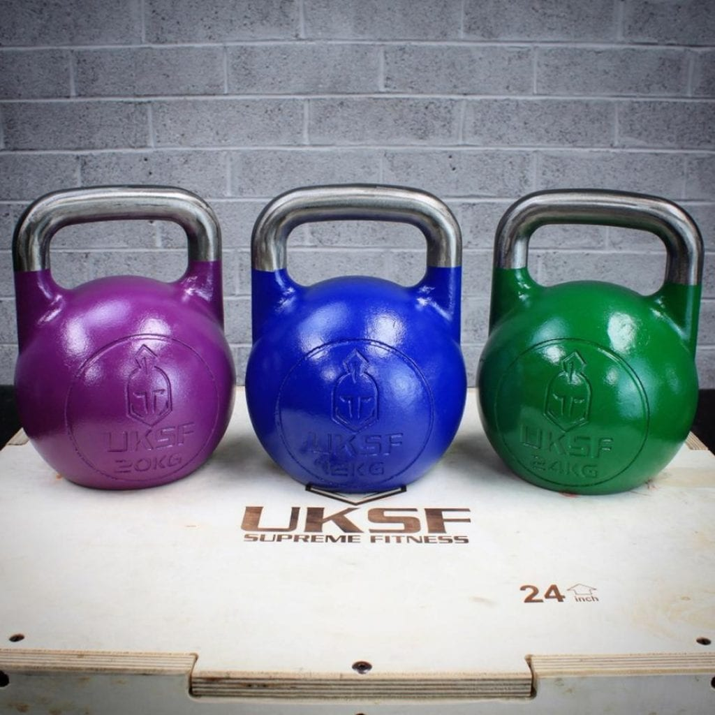 UKSf competition kettlebell image