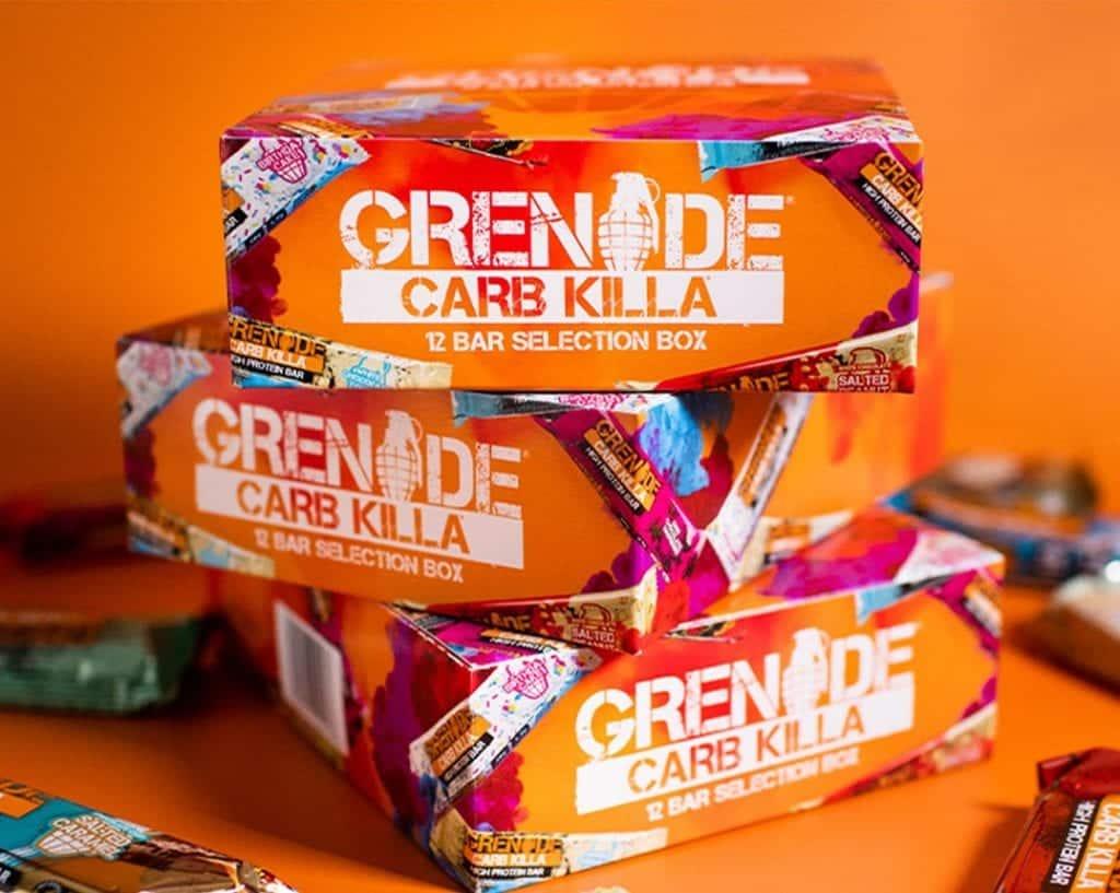 carb killa selection box