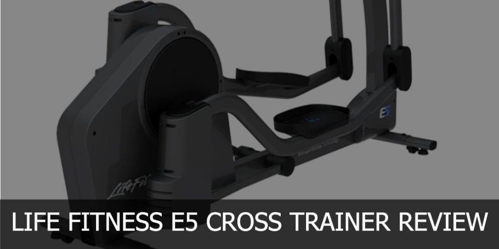 life fitness e5 header