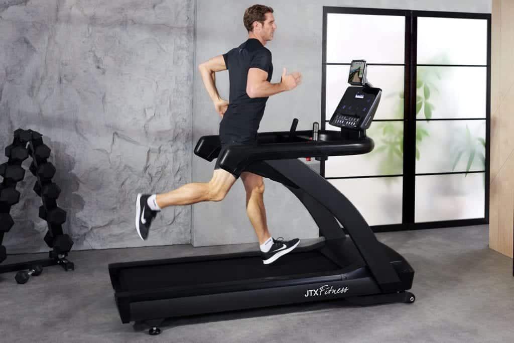 club pro treadmill