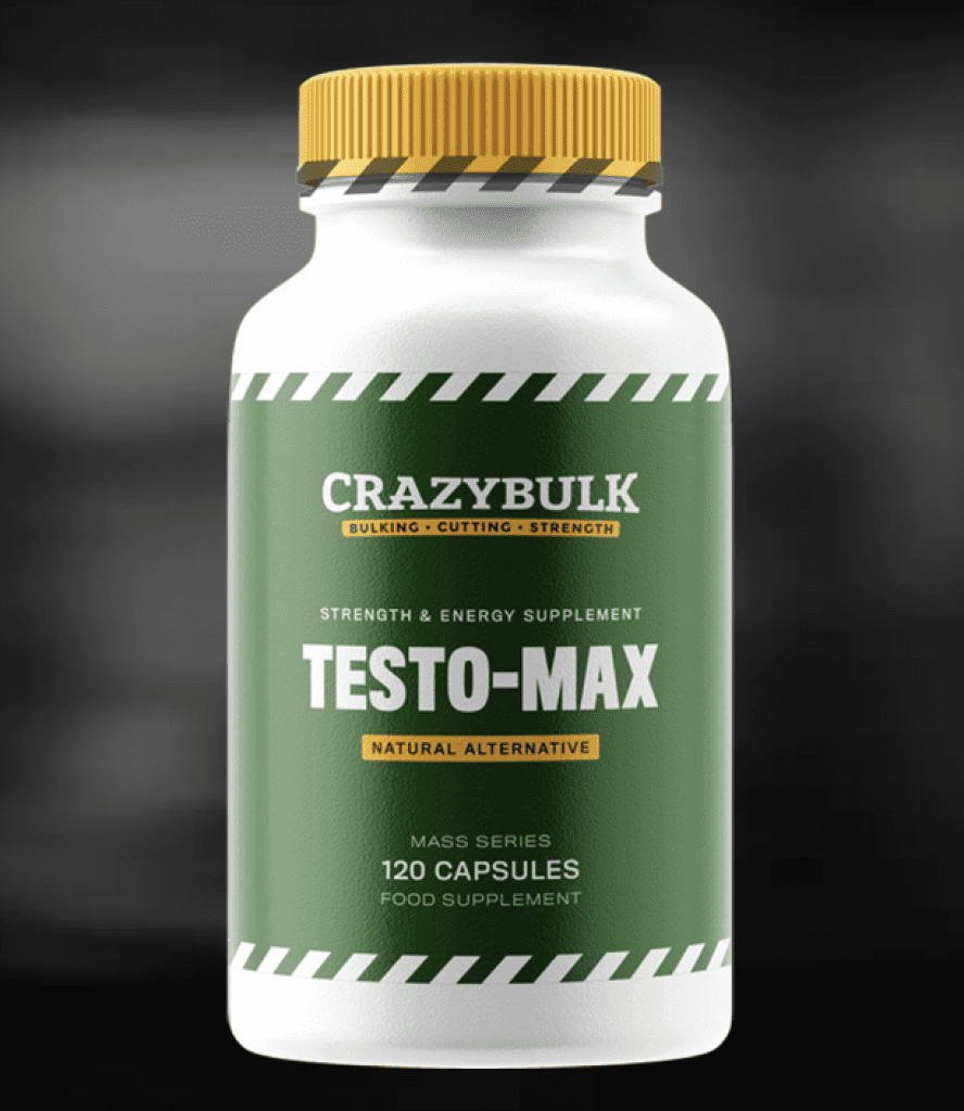 Testo-max bottle