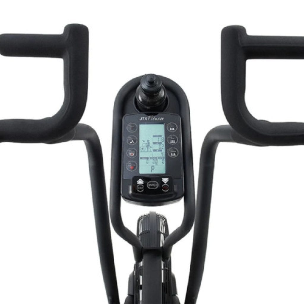 Mission Air Bike LCD display