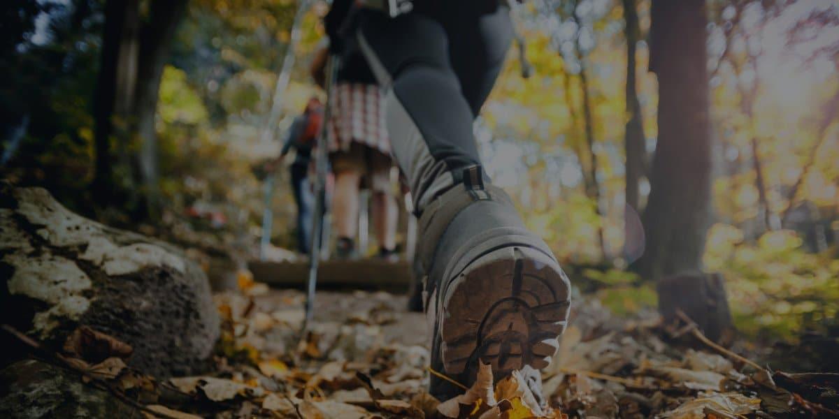 walking shoes header