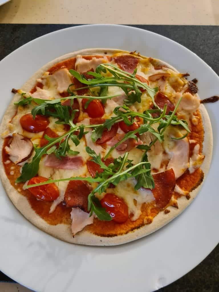 lo dough pizza