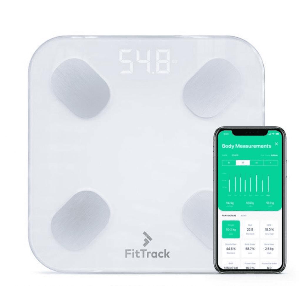 FitTrack Dara Scales