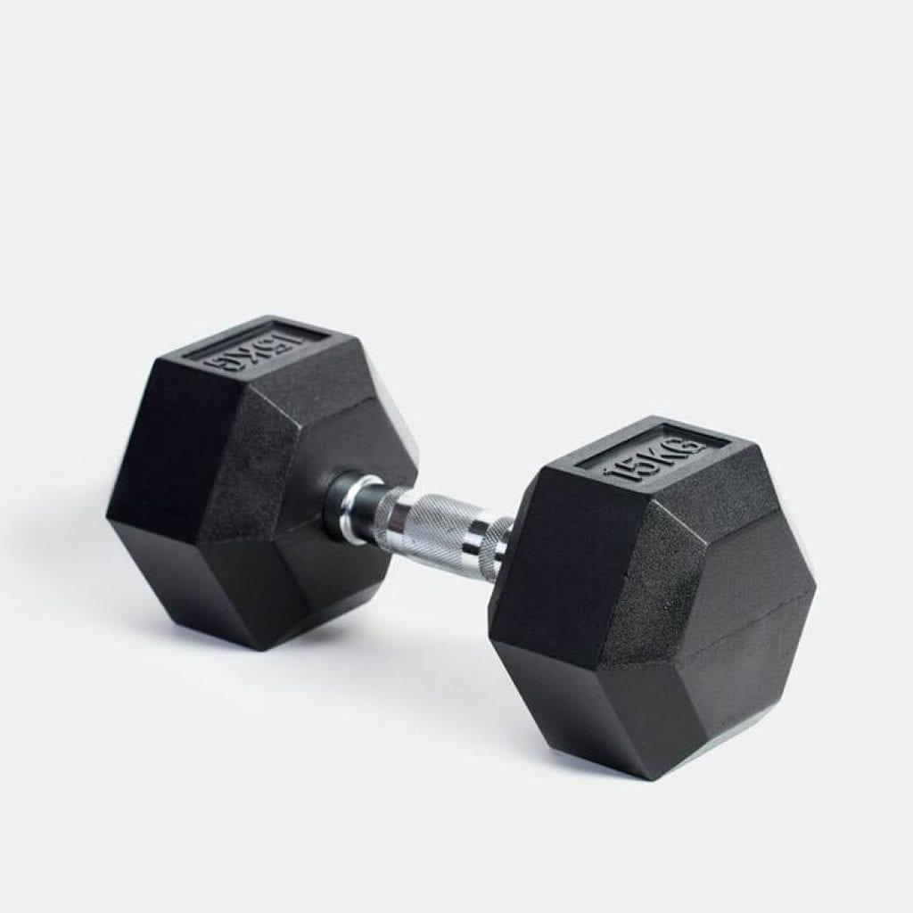 VitalGym 15kg dumbbell