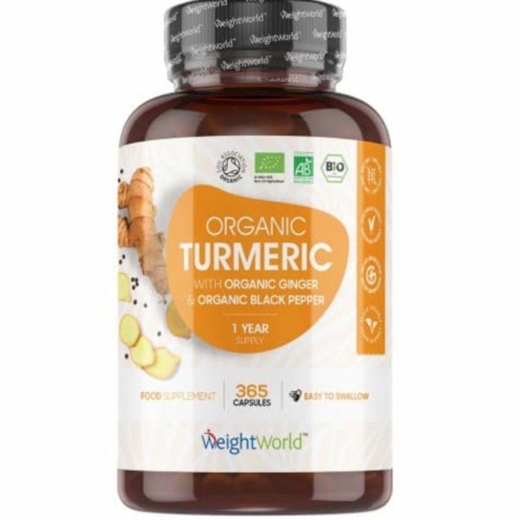 weightworld turmeric supplement