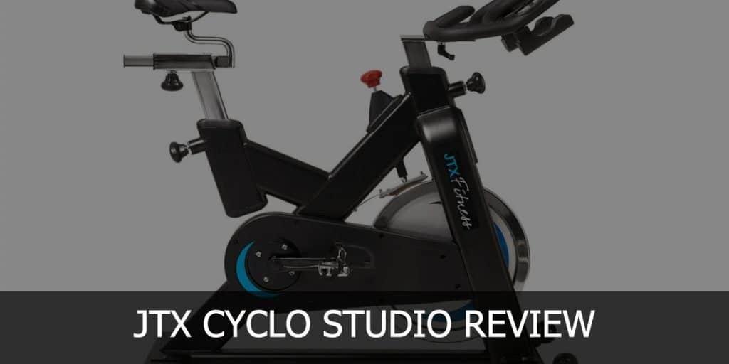 JTX Cyclo Studio header